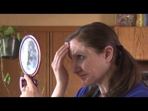 DIY Coconut Oil Beauty Mask