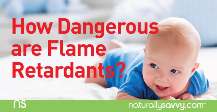 How Dangerous are Flame Retardants?