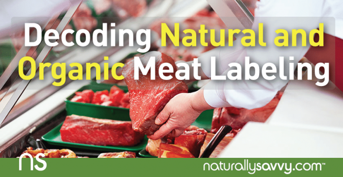 Decoding Natural and Organic Meat Labeling