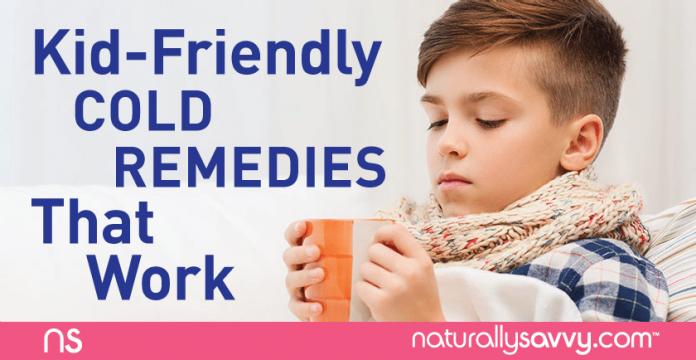 Kid-Friendly Cold Remedies That Work
