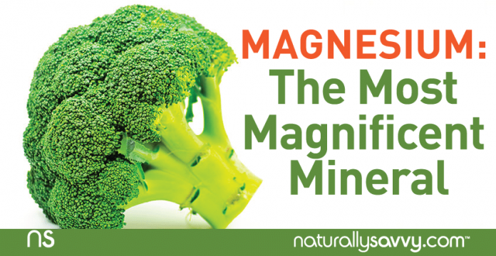 Magnesium: The Most Magnificent Mineral