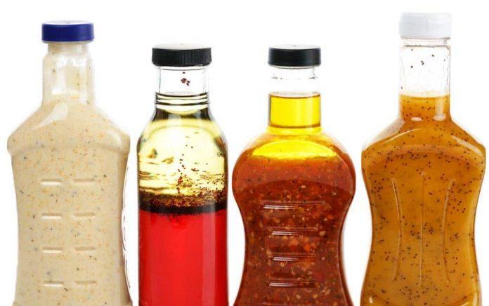 Harmful Food Additives in Salad Dressing
