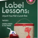 References for Label Lessons 2: Unjunk Your Kids Lunchbox