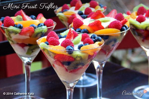 Fresh Fruit Trifle 3