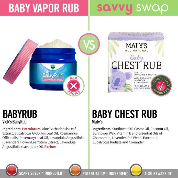 [Alternagraphic] Baby Chest Rub
