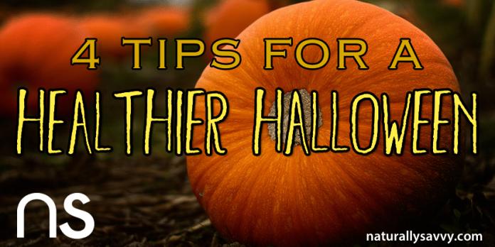 4 Tips for a Healthier Halloween