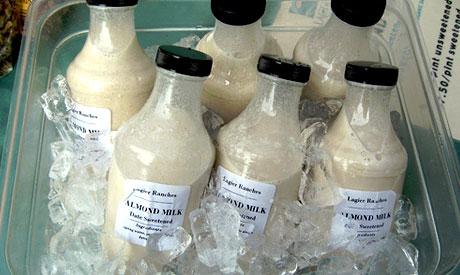 Lactose Intolerant? 4 Delicious Nondairy Milk Alternatives
