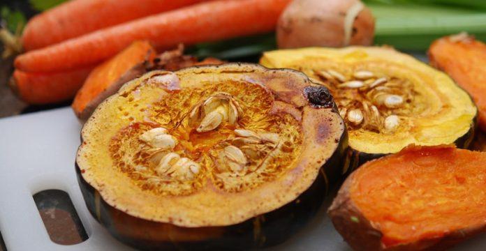 How to Roast Autumn Vegetables