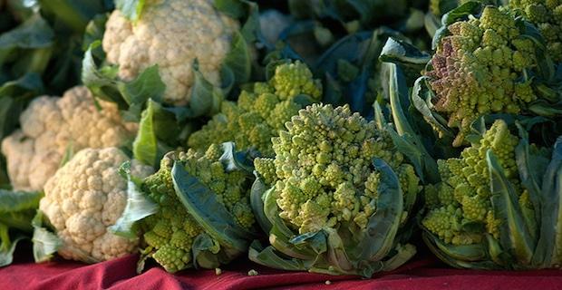 The Many Benefits of Cauliflower