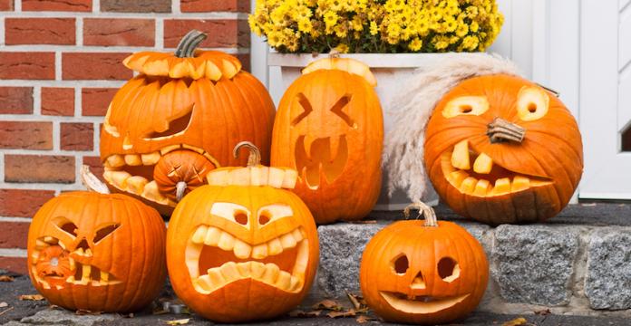 How to Reuse Your Halloween Pumpkin