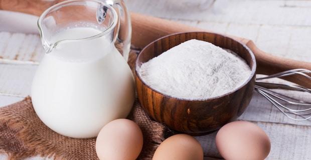 Many Milk Alternatives Are Good for Baking
