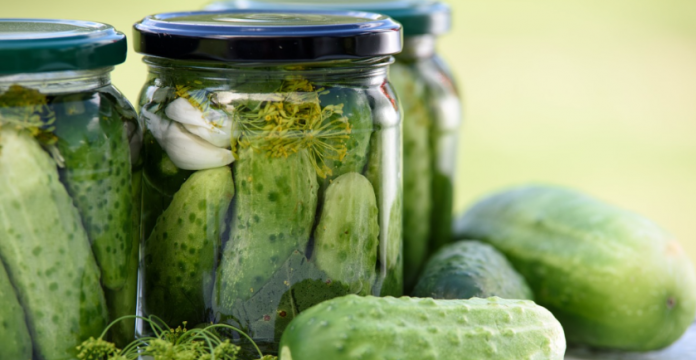 Simple Homemade Pickle Recipe