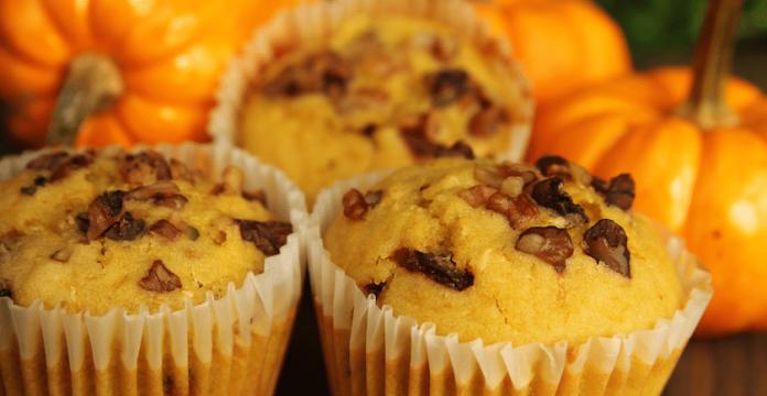 Easy Magic Pumpkin Muffins Recipe