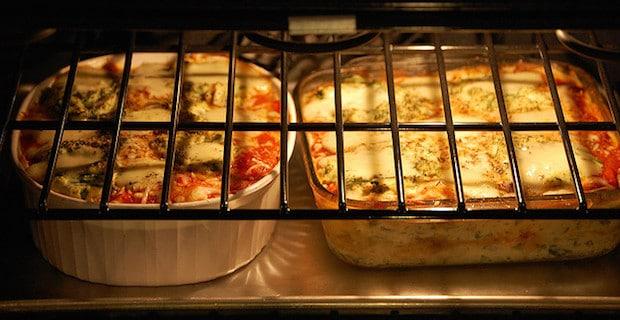 Quinoa No-Noodle Zucchini Lasagna Recipe