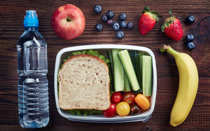 10 Easy, Healthy Lunches to Pack for School