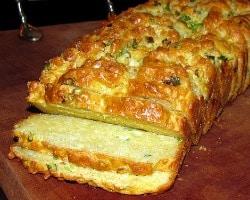 Recipe: Andrew & Bronson's Cheese Bread