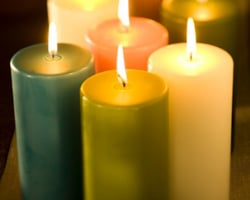 Shining a Light on Paraffin Candles