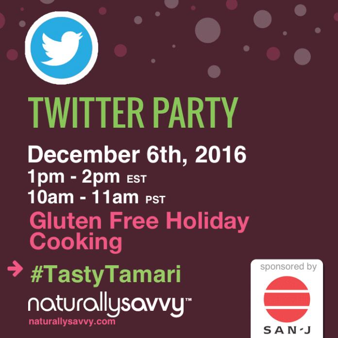 San-J #TastyTamari Twitter Party 1