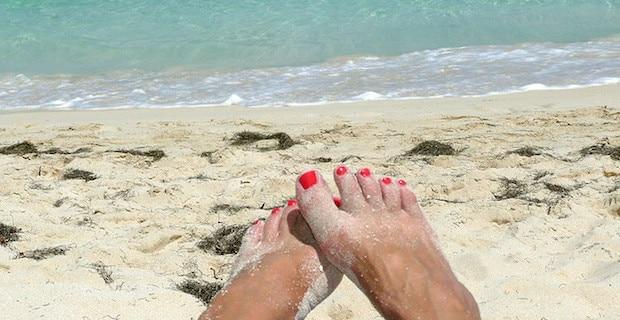 Toe Fungus Fears: Beware of the Summer Pedicure Risks