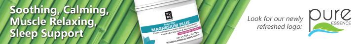 Pure Essence Ionic Fizz Magnesium Plus