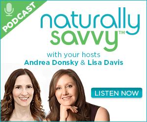 Naturally Savvy Podcast