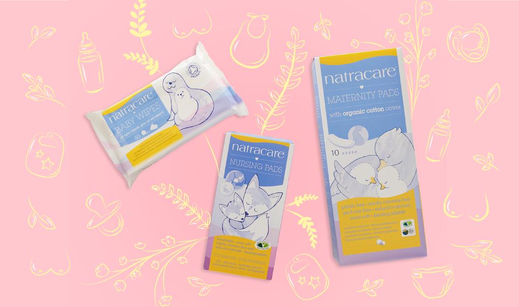 Natracare New Moms Organic Guide