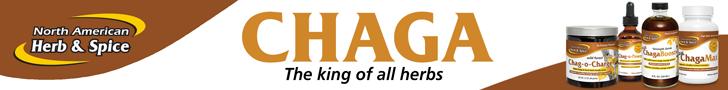 North American Herb & Spice Chaga