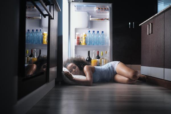 too hot to sleep cool sleep